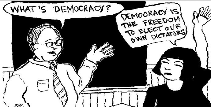 strong dictatorship is better than weak democracy essays