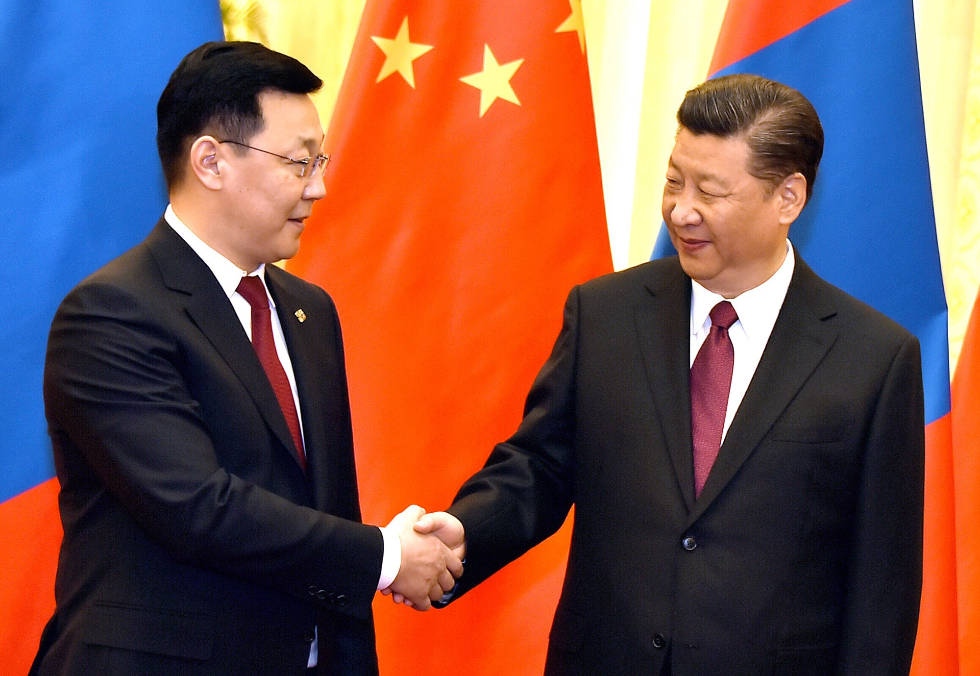 Of mongolia today tomorrow and the development bank of mongolia s -  In The Next Three Years Prime Minister Of Mongolia J Erdenebat Paid A Courtesy Call On President Of The People S Republic Of China Xi Jinping Today