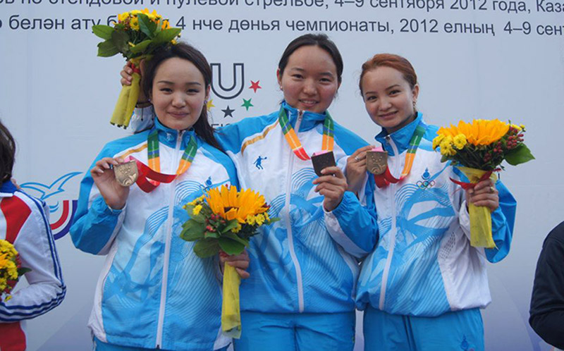 2012 Universiade in Kazakhstan