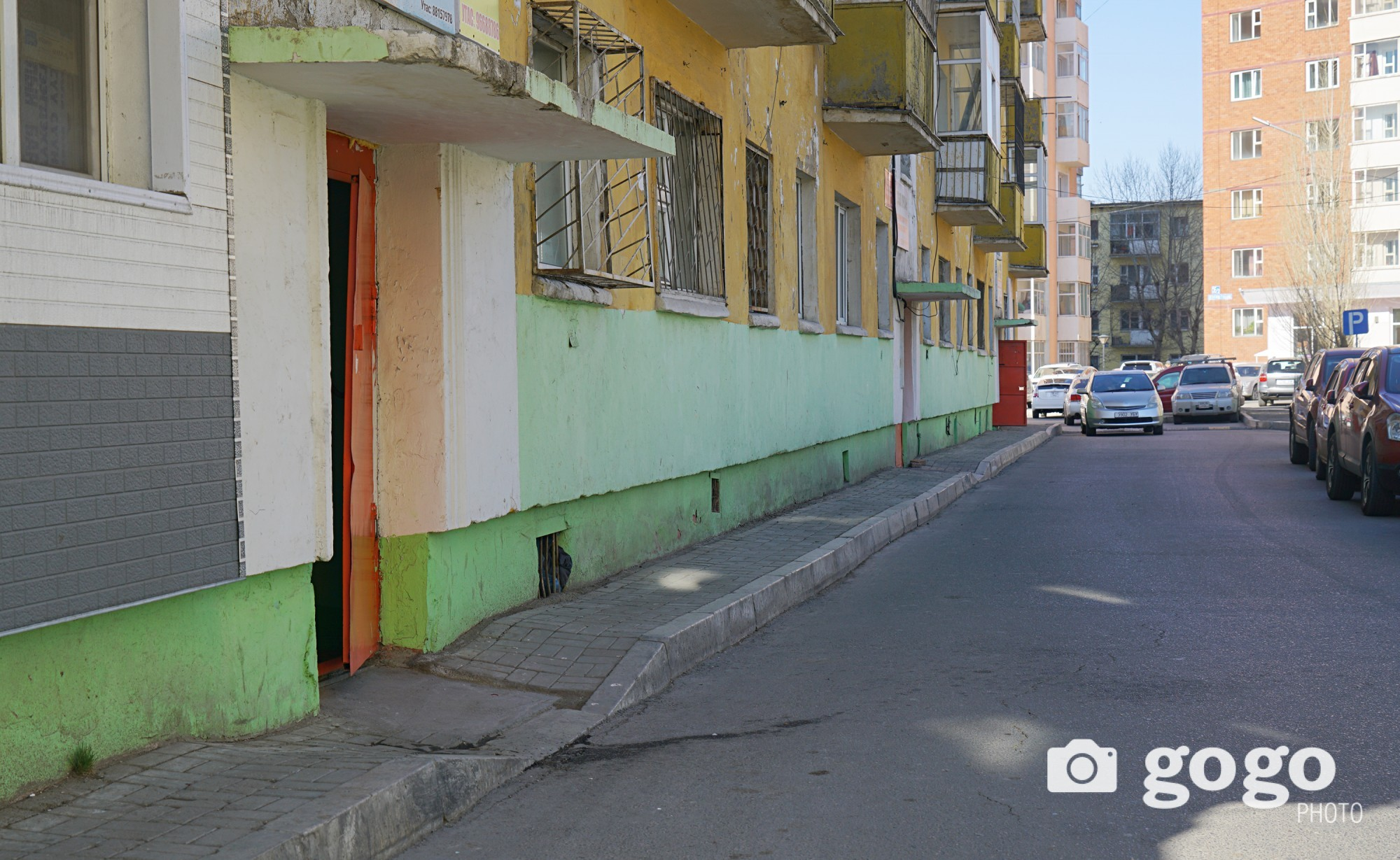 Apartment located west of 24th secondary school. Too cramped Ulaanbaatar... /2017.04.22/