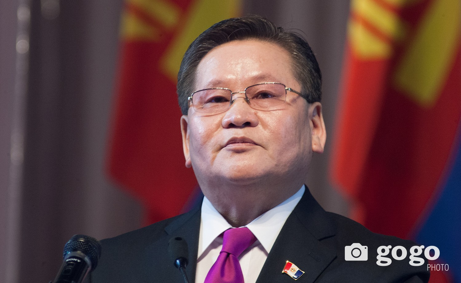 prime minister and western mongolia